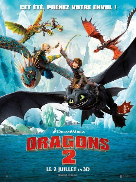 Affiche Dragons 2 Tout Est Son Contraire #Data2Films
